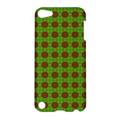 Christmas Paper Wrapping Patterns Apple iPod Touch 5 Hardshell Case