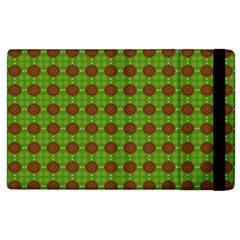Christmas Paper Wrapping Patterns Apple iPad 3/4 Flip Case