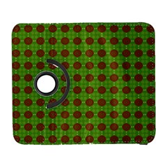 Christmas Paper Wrapping Patterns Galaxy S3 (Flip/Folio)