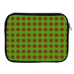 Christmas Paper Wrapping Patterns Apple iPad 2/3/4 Zipper Cases