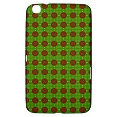Christmas Paper Wrapping Patterns Samsung Galaxy Tab 3 (8 ) T3100 Hardshell Case