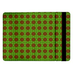 Christmas Paper Wrapping Patterns Samsung Galaxy Tab Pro 12.2  Flip Case