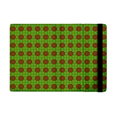 Christmas Paper Wrapping Patterns iPad Mini 2 Flip Cases