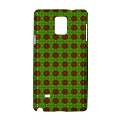 Christmas Paper Wrapping Patterns Samsung Galaxy Note 4 Hardshell Case