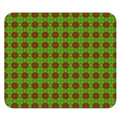 Christmas Paper Wrapping Patterns Double Sided Flano Blanket (Small)