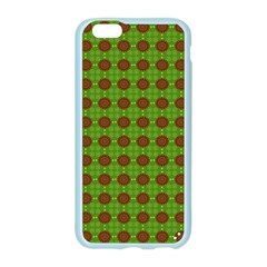 Christmas Paper Wrapping Patterns Apple Seamless iPhone 6/6S Case (Color)