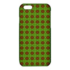 Christmas Paper Wrapping Patterns iPhone 6/6S TPU Case