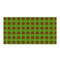 Christmas Paper Wrapping Patterns Satin Wrap