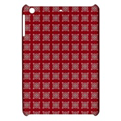 Christmas Paper Pattern Apple Ipad Mini Hardshell Case
