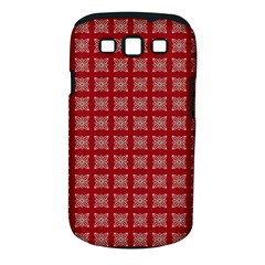 Christmas Paper Pattern Samsung Galaxy S Iii Classic Hardshell Case (pc+silicone)