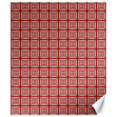 Christmas Paper Wrapping Pattern Canvas 20  x 24