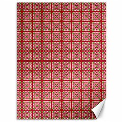 Christmas Paper Wrapping Pattern Canvas 36  x 48