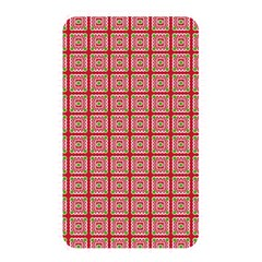 Christmas Paper Wrapping Pattern Memory Card Reader