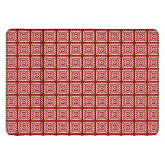 Christmas Paper Wrapping Pattern Samsung Galaxy Tab 8 9  P7300 Flip Case