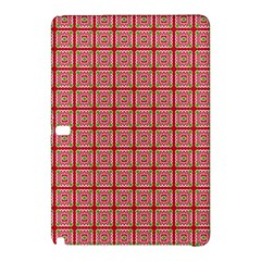 Christmas Paper Wrapping Pattern Samsung Galaxy Tab Pro 10 1 Hardshell Case