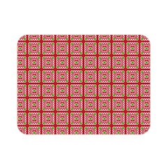 Christmas Paper Wrapping Pattern Double Sided Flano Blanket (Mini)