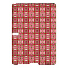 Christmas Paper Wrapping Pattern Samsung Galaxy Tab S (10.5 ) Hardshell Case