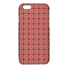 Christmas Paper Wrapping Pattern iPhone 6/6S TPU Case