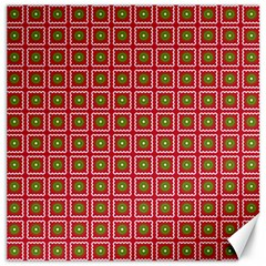 Christmas Paper Wrapping Canvas 20  X 20