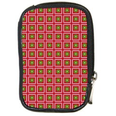 Christmas Paper Wrapping Compact Camera Cases