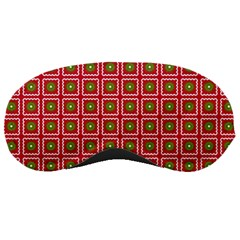 Christmas Paper Wrapping Sleeping Masks