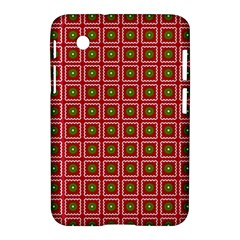 Christmas Paper Wrapping Samsung Galaxy Tab 2 (7 ) P3100 Hardshell Case