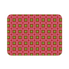 Christmas Paper Wrapping Double Sided Flano Blanket (Mini)