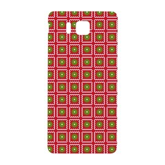Christmas Paper Wrapping Samsung Galaxy Alpha Hardshell Back Case