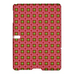 Christmas Paper Wrapping Samsung Galaxy Tab S (10 5 ) Hardshell Case