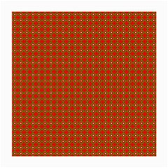 Christmas Paper Wrapping Paper Pattern Medium Glasses Cloth (2-Side)