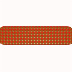 Christmas Paper Wrapping Paper Pattern Large Bar Mats