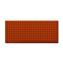 Christmas Paper Wrapping Paper Pattern Cosmetic Storage Cases