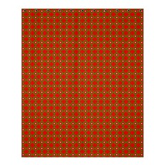 Christmas Paper Wrapping Paper Pattern Shower Curtain 60  x 72  (Medium)