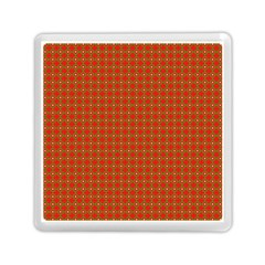 Christmas Paper Wrapping Paper Pattern Memory Card Reader (Square)