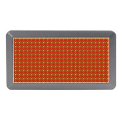 Christmas Paper Wrapping Paper Pattern Memory Card Reader (Mini)