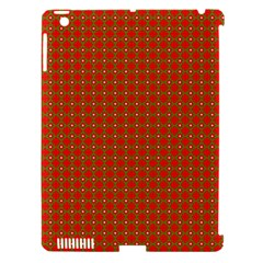 Christmas Paper Wrapping Paper Pattern Apple iPad 3/4 Hardshell Case (Compatible with Smart Cover)