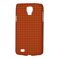 Christmas Paper Wrapping Paper Pattern Galaxy S4 Active