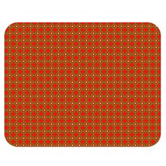 Christmas Paper Wrapping Paper Pattern Double Sided Flano Blanket (medium)