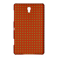 Christmas Paper Wrapping Paper Pattern Samsung Galaxy Tab S (8 4 ) Hardshell Case