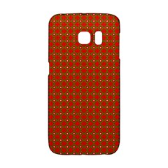 Christmas Paper Wrapping Paper Pattern Galaxy S6 Edge