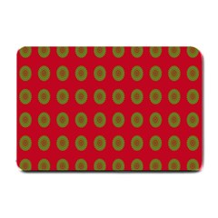 Christmas Paper Wrapping Paper Small Doormat
