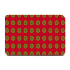 Christmas Paper Wrapping Paper Plate Mats