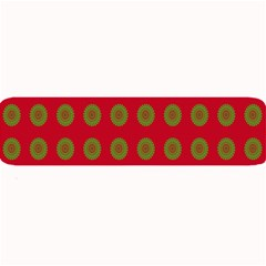 Christmas Paper Wrapping Paper Large Bar Mats