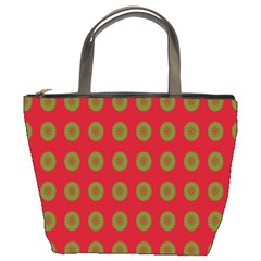 Christmas Paper Wrapping Paper Bucket Bags