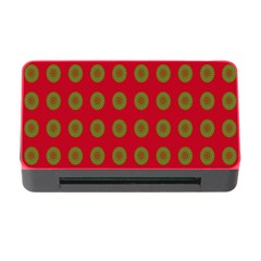 Christmas Paper Wrapping Paper Memory Card Reader with CF
