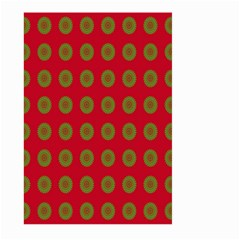 Christmas Paper Wrapping Paper Large Garden Flag (Two Sides)