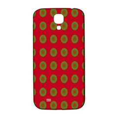 Christmas Paper Wrapping Paper Samsung Galaxy S4 I9500/I9505  Hardshell Back Case