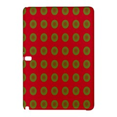 Christmas Paper Wrapping Paper Samsung Galaxy Tab Pro 10 1 Hardshell Case