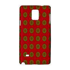Christmas Paper Wrapping Paper Samsung Galaxy Note 4 Hardshell Case