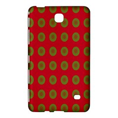 Christmas Paper Wrapping Paper Samsung Galaxy Tab 4 (7 ) Hardshell Case